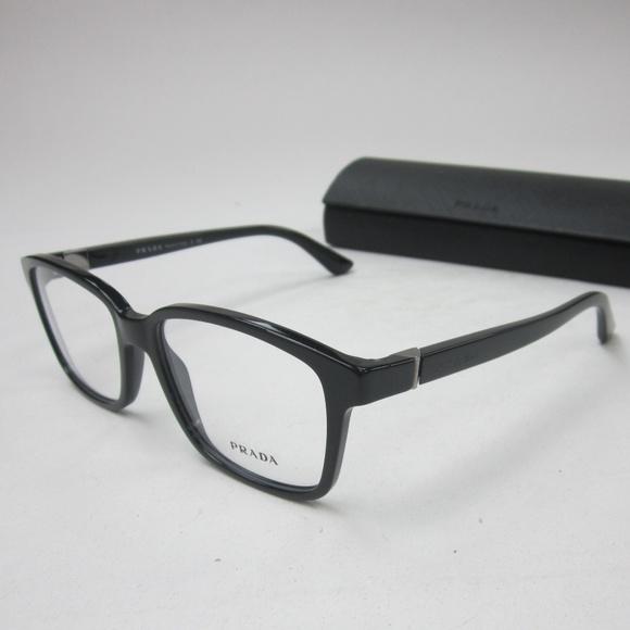 6c1a669686a Prada VPR01O 1AB-101 Men s Eyeglasses Italy OLG535.  M 5b7ae915c9bf507c45e8399a